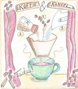 kaneelkoffie