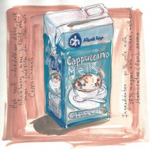 cappuccinomelk