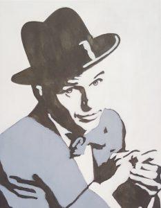 frank sinatra pop art