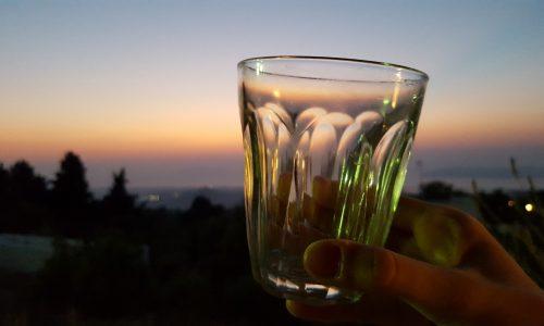 zonsondergang Zia